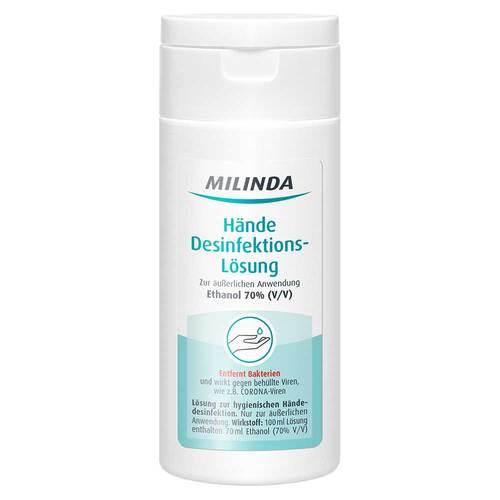 Milinda Hände Desinfektions-Lösung - 1