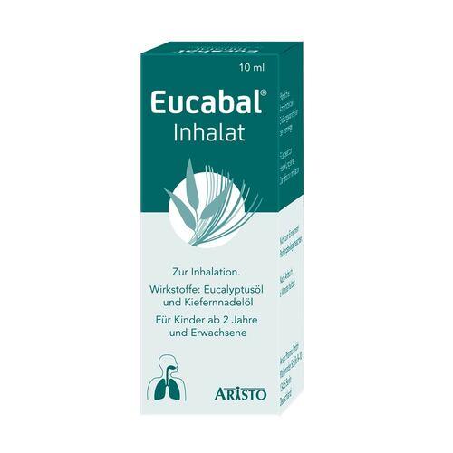 Eucabal Inhalat - 1