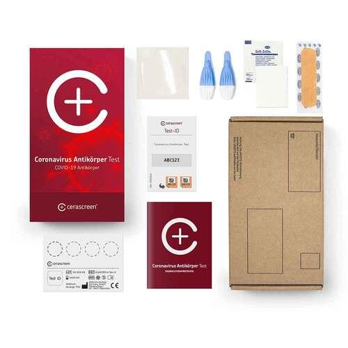 Cerascreen Coronavirus Antikörper Test zum Einsenden - 2