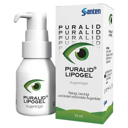 Puralid Lipogel Augenlidgel - 1