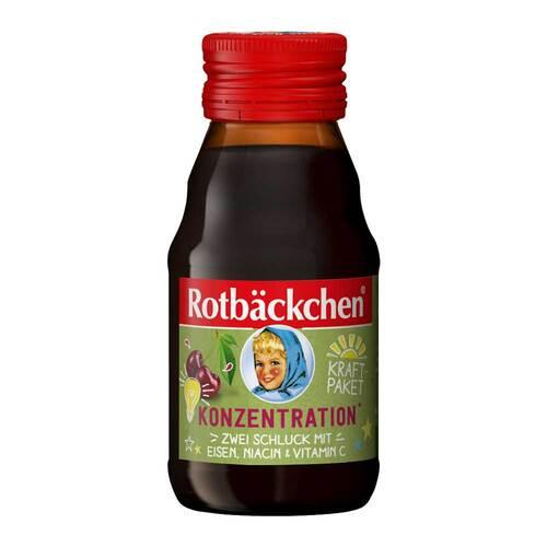 Rabenhorst Rotbäckchen Kraftpaket Konzentration - 1