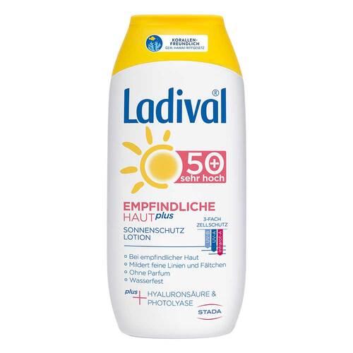 Ladival empfindliche Haut Plus LSF 50 + Lotion - 1