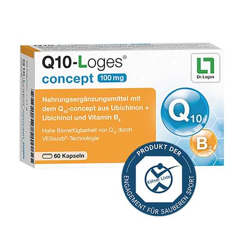 Q10-Loges concept 100 mg Kapseln - 2