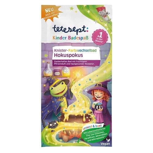Tetesept Kinder Badespaß Farbwechselbad Hokuspokus - 1