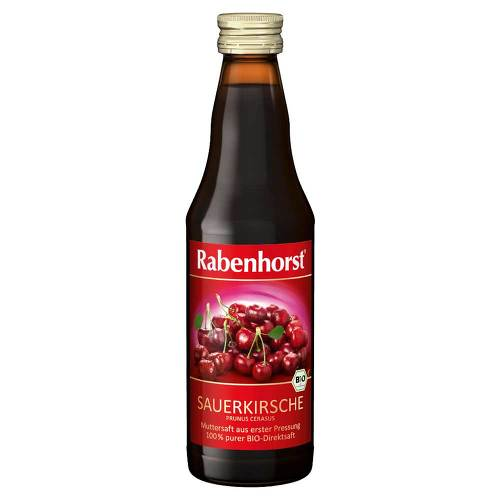 Rabenhorst Sauerkirsche Bio Muttersaft - 1