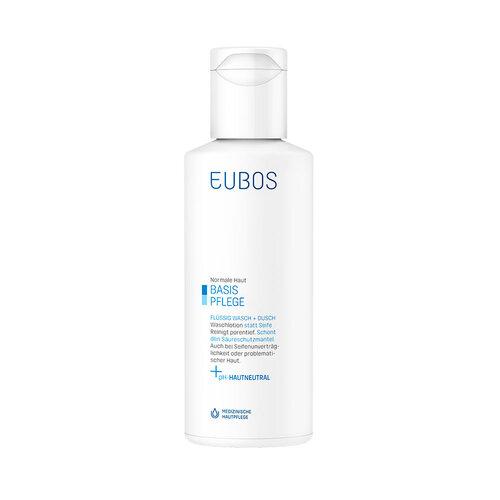 Eubos Flüssig blau unparfümiert  - 1