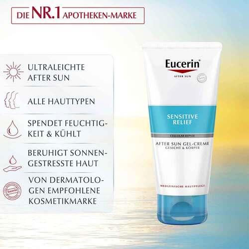 Eucerin Sun After Sun Sensitive Relief Gel-Creme - 2