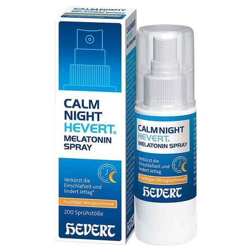 Calmnight Hevert Melatonin Spray - 1