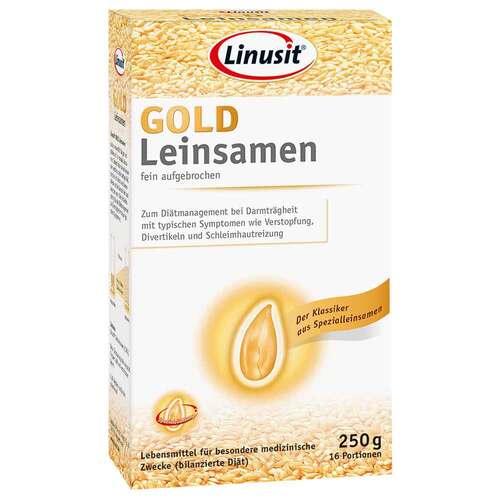 Linusit Gold Leinsamen - 1