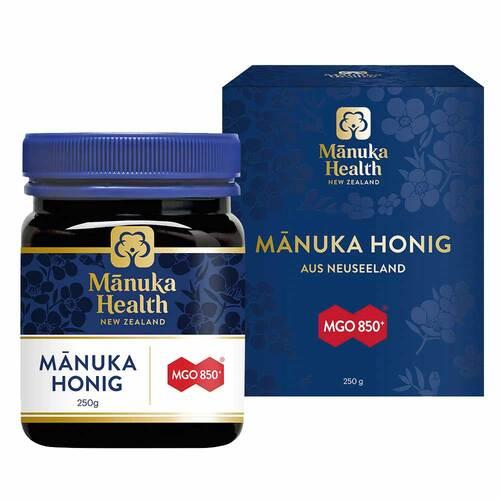 Manuka Health Mgo 850 + Manuka Honig - 1