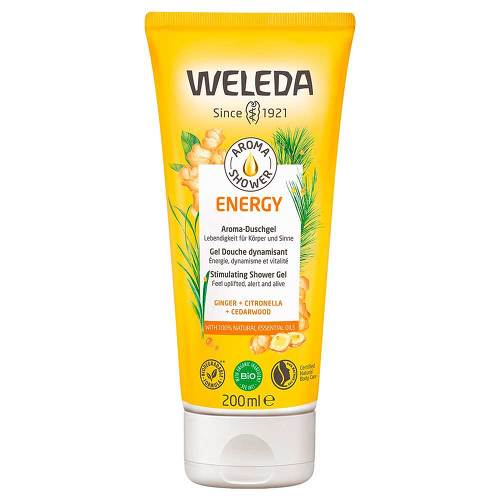 Weleda Aroma Shower Energy - 1