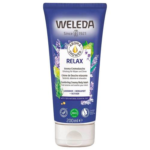 Weleda Aroma Shower Relax - 1