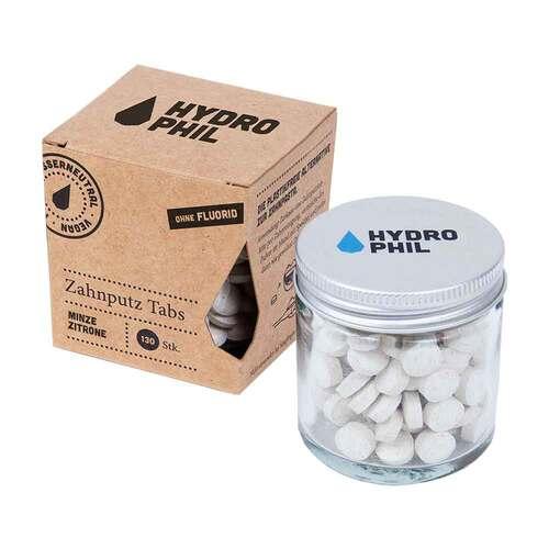 Zahnputz Tabs Minze Zitrone ohne Fluorid - 1