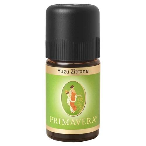 Yuzu Zitrone ätherisches Öl - 1