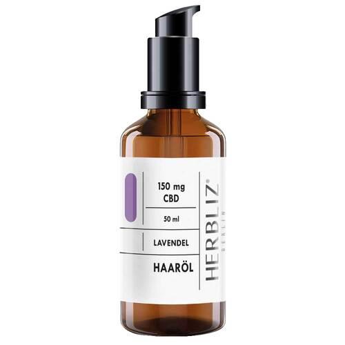 Herbliz Cbd Haaröl Lavendel - 1