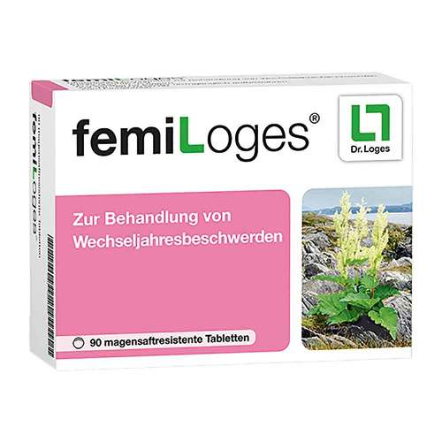 Femiloges magensaftresistente Tabletten - 1