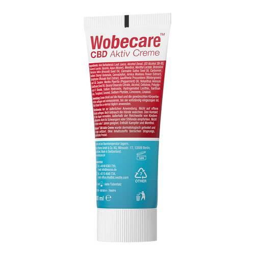Wobecare Cbd Aktiv Creme - 2