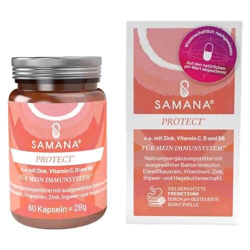 Samana Protect 9in1 Kapseln mit Bakterienkultur - 1