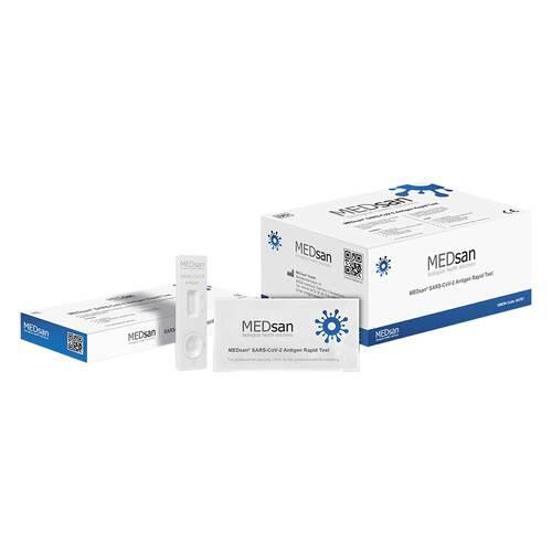 Medsan SARS-CoV-2 Corona Antigen Rachentest - 2