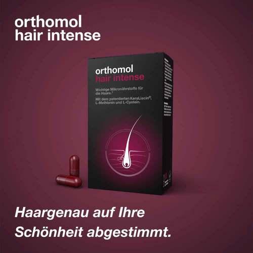 Orthomol Hair intense Kapseln - 3
