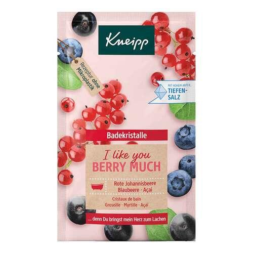 Kneipp Badekristalle I like you berry much - 1