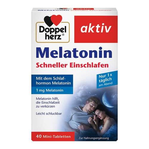 Doppelherz Melatonin Tabletten - 1