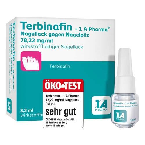 Terbinafin-1A Pharma Nagell.g.Nagelpilz 78,22mg / ml - 1