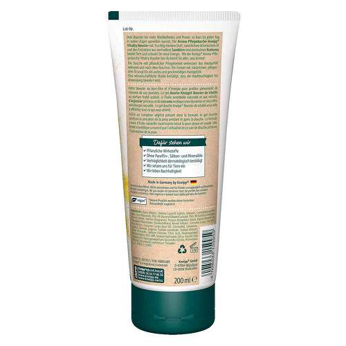Kneipp Aroma-Pflegedusche Vitality Booster - 2