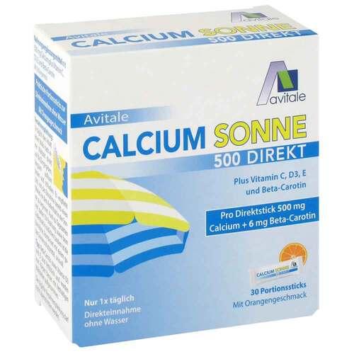 Calcium Sonne 500 Direkt Portionssticks - 1