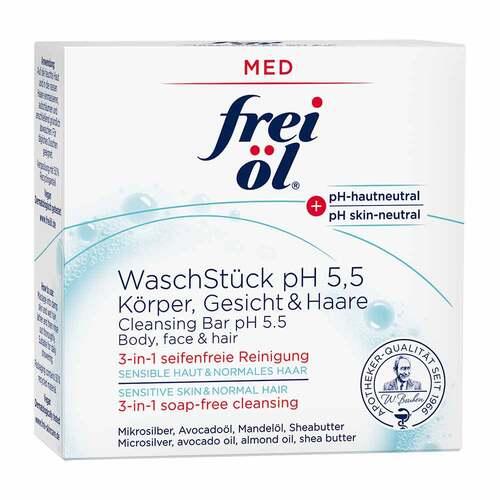 Frei Öl Waschstück pH 5,5 Körper Gesicht Haare - 1