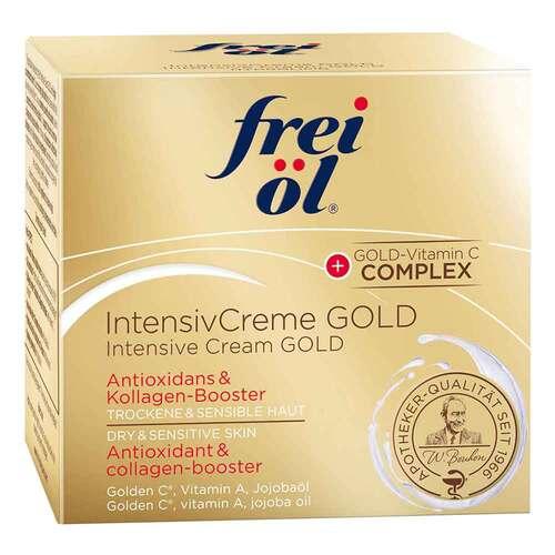 Frei Öl Hydrolipid Intensivcreme gold - 1