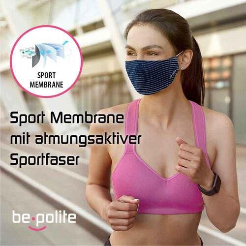 Bepolite Maske antibakteriell waschbar - 4