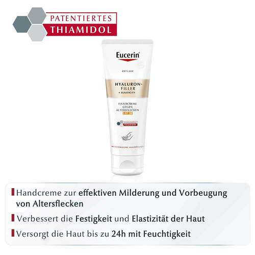 Eucerin Anti-Age Hyaluron-Filler + Elasticity Handcreme - 2