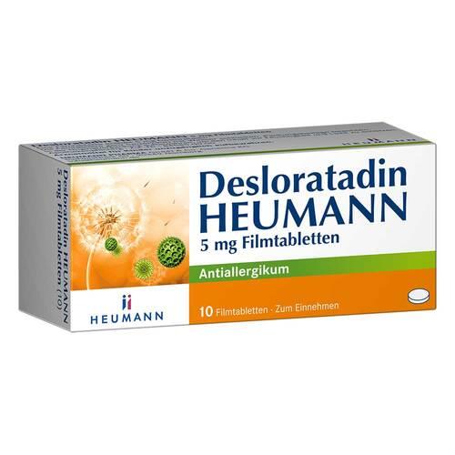 Desloratadin Heumann 5 mg Filmtabletten - 1