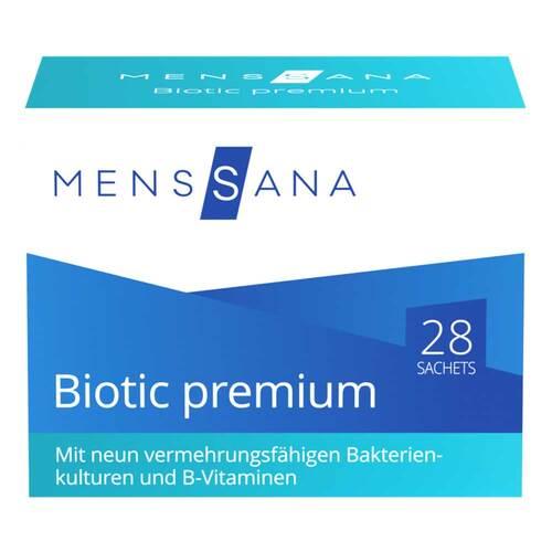 Biotic premium Menssana Beutel - 1