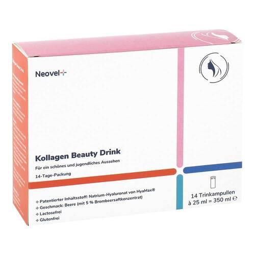 Kollagen Beauty Drink Neovel + Ampullen - 2