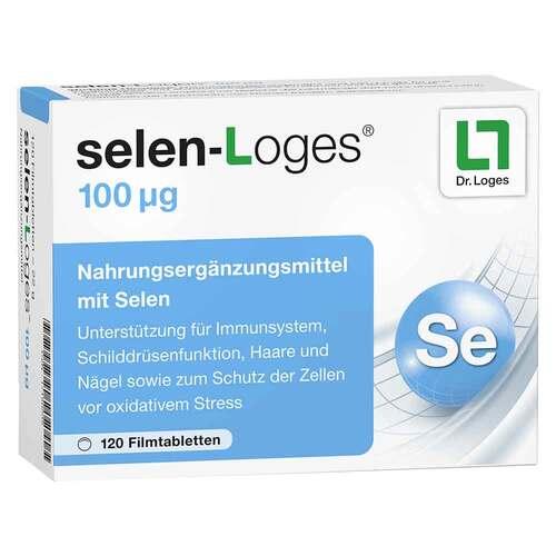 Selen-Loges 100 µg Filmtabletten - 1