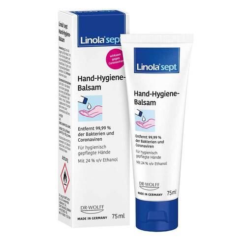 Linola sept Hand-Hygiene-Balsam - 1