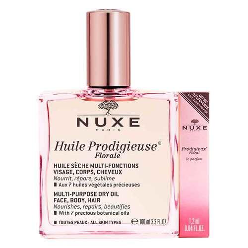 Nuxe Huile Prodigieuse Florale + Parfum Probe - 1