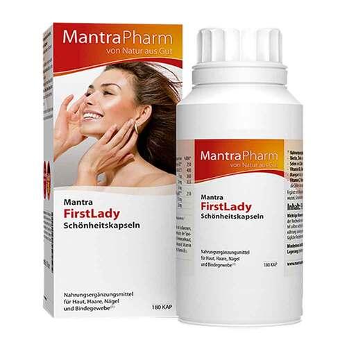 Mantra First Lady Schönheitskapseln - 1