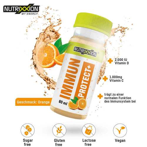Nutrixxion SHOT Immun Protect + Trinkampullen - 2