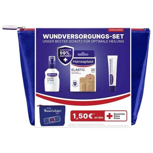 Hansaplast Wundversorgungs-Set - 1