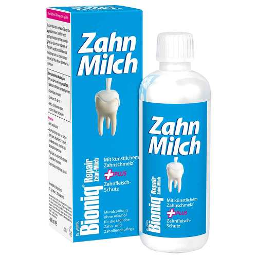 Bioniq Repair Zahn-Milch Mundspülung - 1