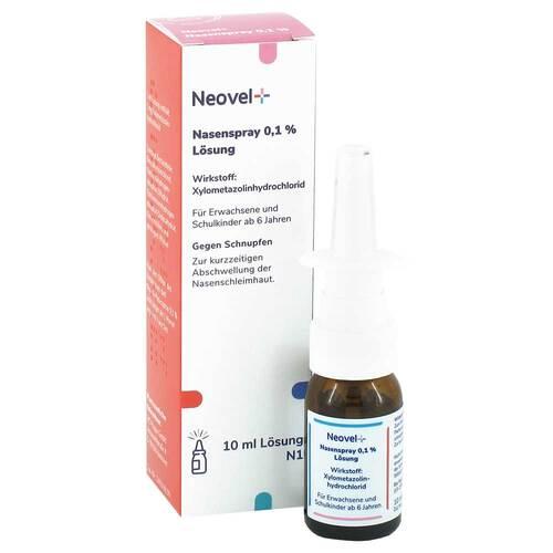 Neovel+ Nasenspray 0,1% - 1