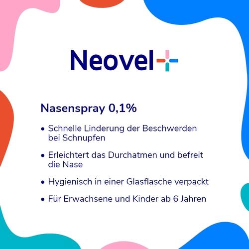 Neovel+ Nasenspray 0,1% - 2