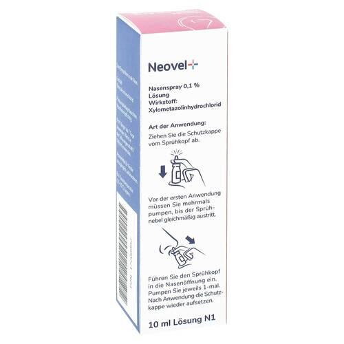 Neovel+ Nasenspray 0,1% - 3