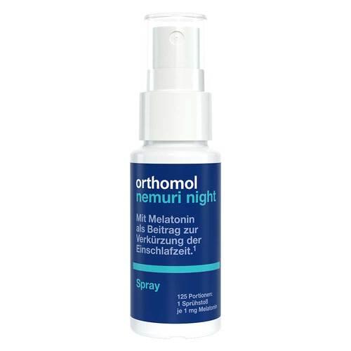 Orthomol nemuri night Spray - 2