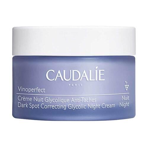 Caudalie Vinoperfect Anti-Pigmentflecken Glykol Nachtcreme - 1