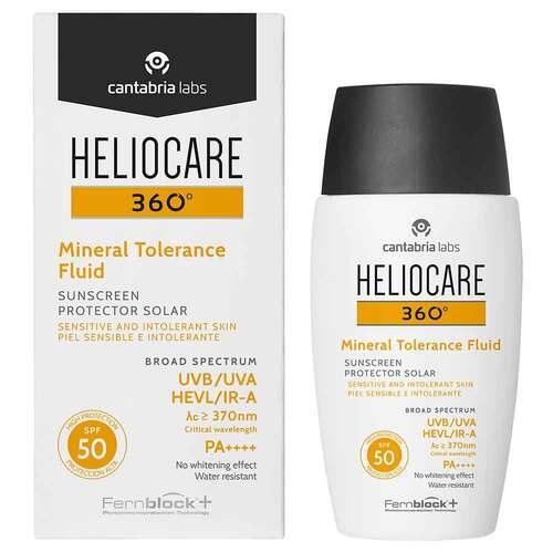 Heliocare Mineral Tolerance Fluid - 1