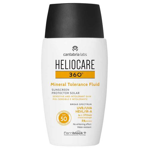 Heliocare Mineral Tolerance Fluid - 2